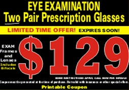 Getting Affordable Eye Care At Walmart Eye Exam