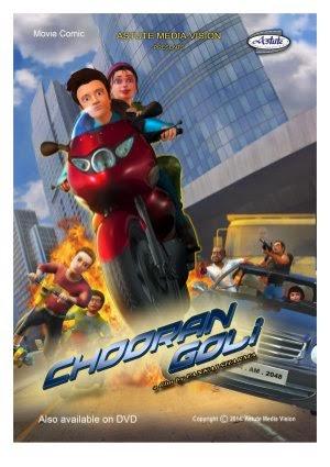 Chooran Goli 3D 2014 DvdRip 700mb