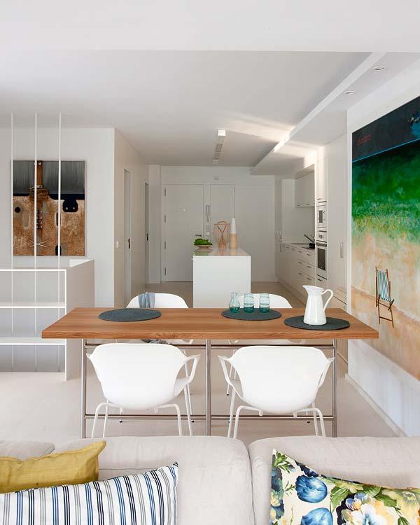 Achados de Decoração, blog de decoração, decoração moderna para apartamentos pequenos