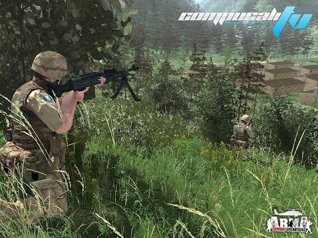 Armed Assault y Queen's Gambit 1.18 PC Full Español