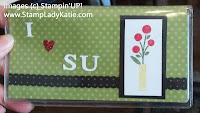 Stampin'UP! Dotted Scallop Ribbon Border Punch