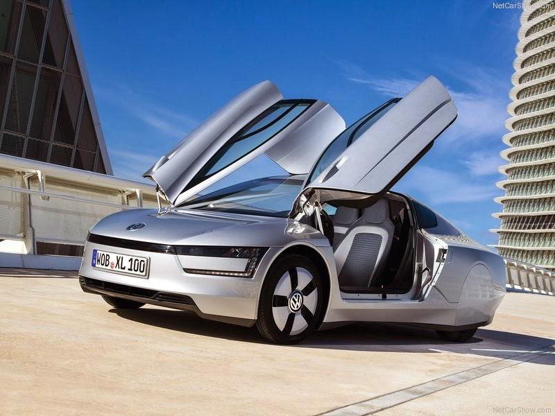 2014 Volkswagen XL1