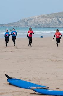 surf school Newquay