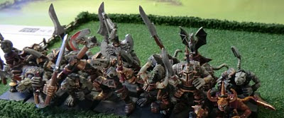 Skaven Rank and File Grey Seer Bodyguard Stormvermin
