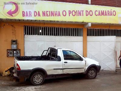 Bar da Neinha - O Point do Camarão: Ambiente