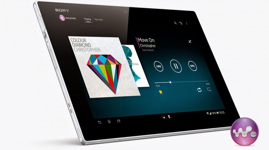 Spesifikasi Tablet Sony Xperia Z4 Terbaru 2015