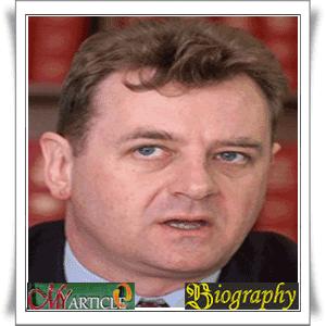 Nicholas John Sherry