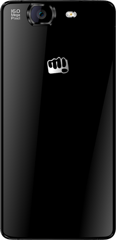 Micromax Canvas Knight-A350-rear