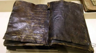 Injil Berusia 1.500 Tahun