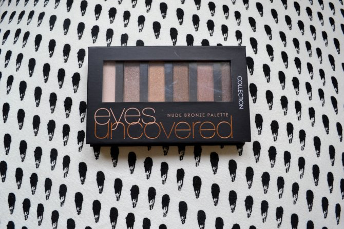 Collection Eyes Uncovered Palette in Nude Bronze
