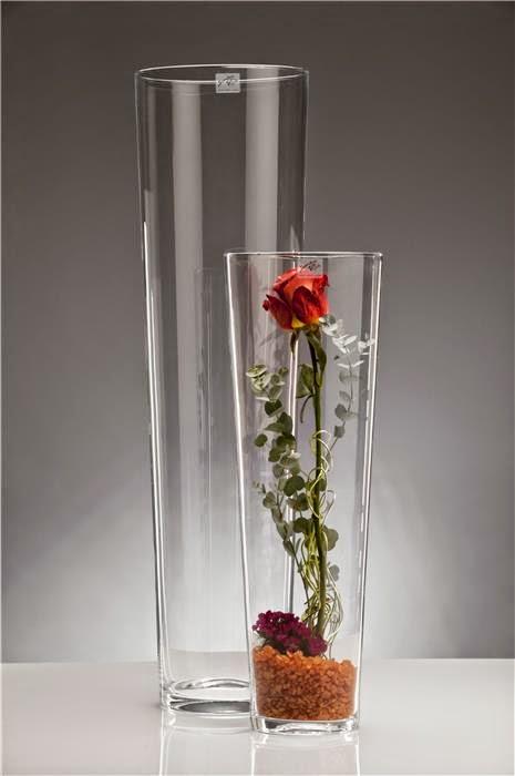 مزهرية مخروطية