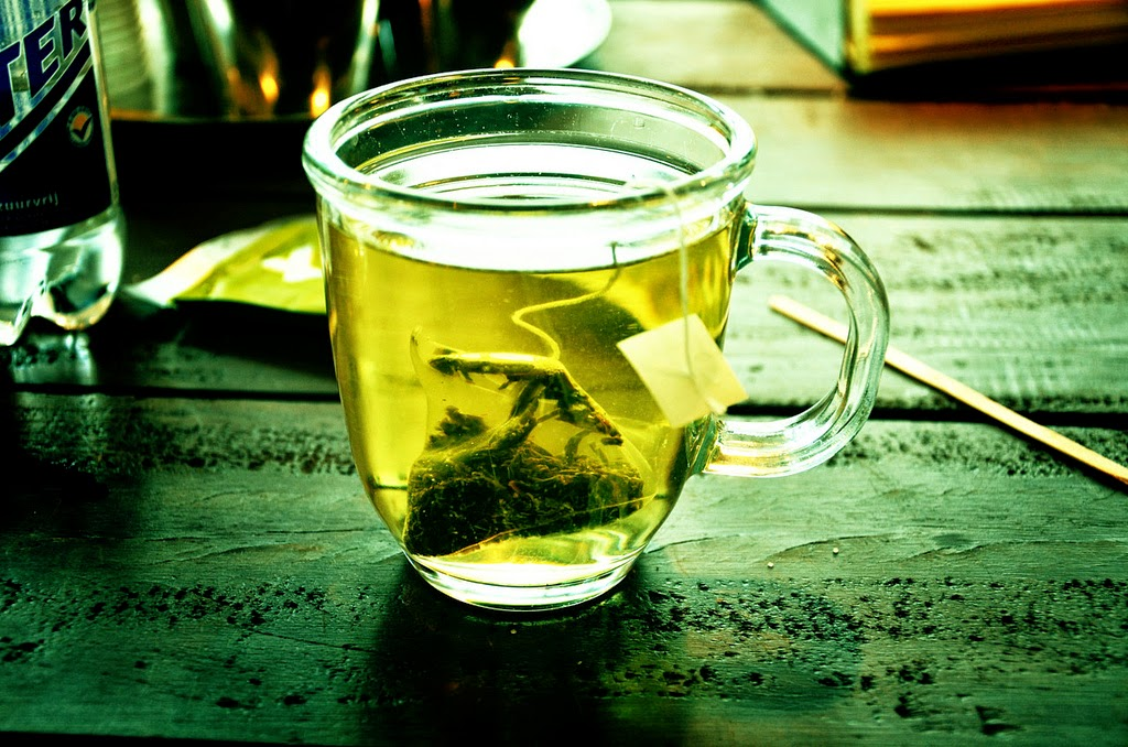 Drinking Green Tea May Make You Smarter