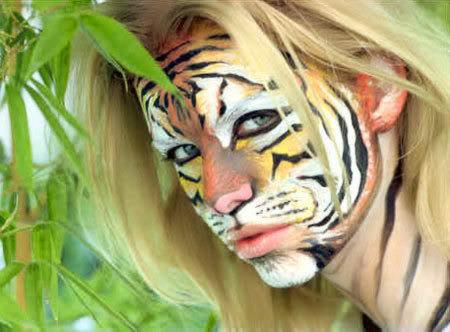 Saya Sayang Geomatika Collage Makeup Fauna
