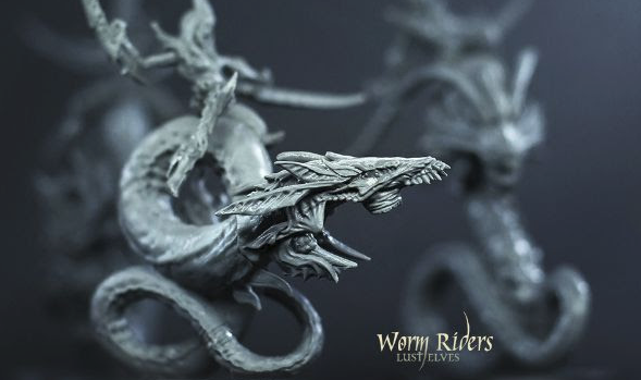 New Release: Worm Riders
