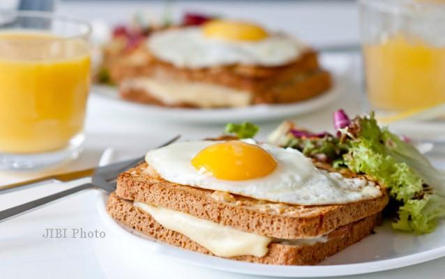 13 Makanan Yang 'Healthy People' Makan Untuk Sarapan Pagi