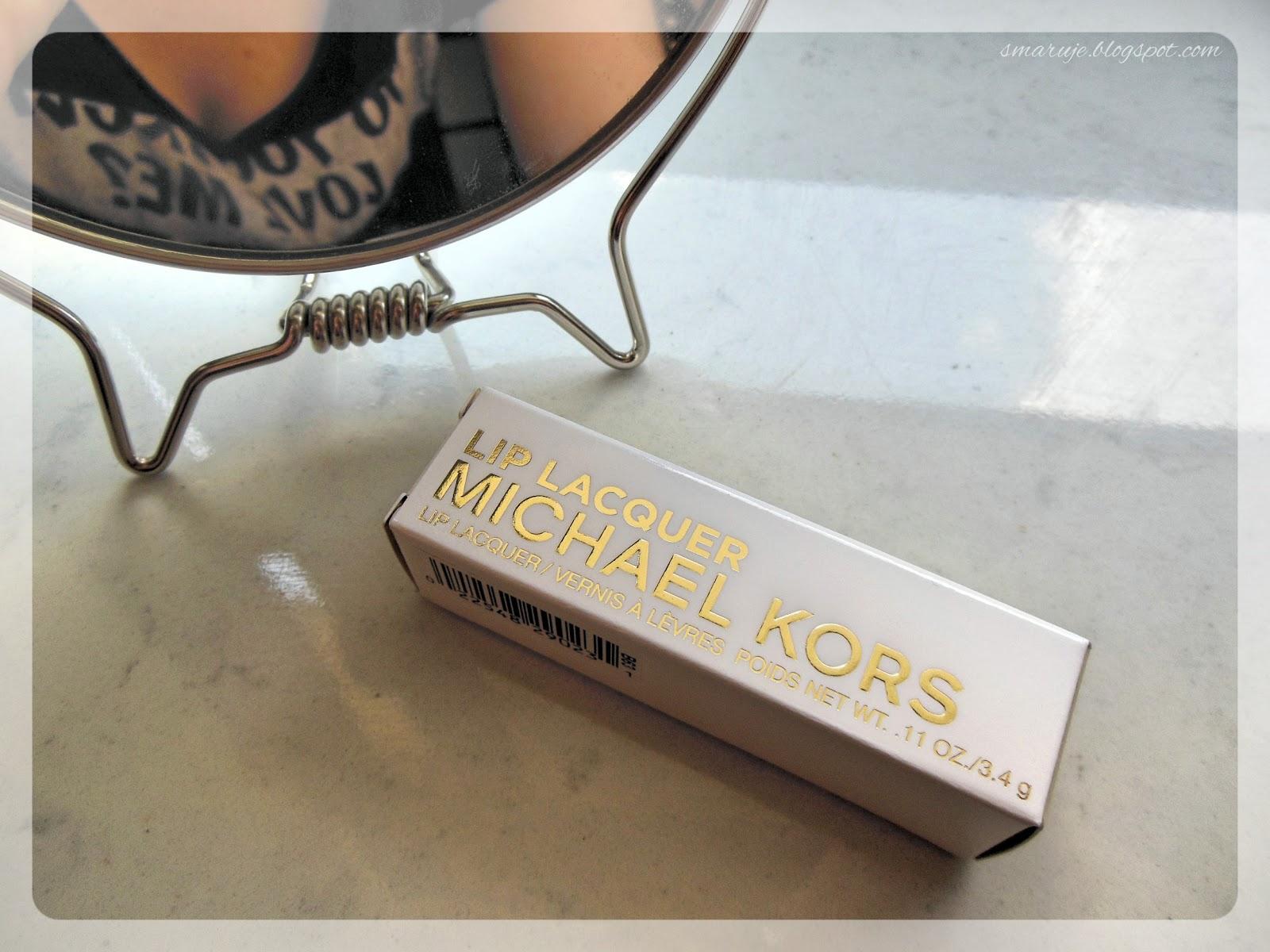 Michael Kors: Lip Lacquer w odcieniu Diva