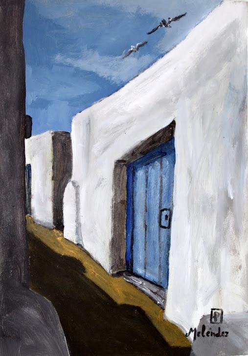 Calle desierta 1o-96