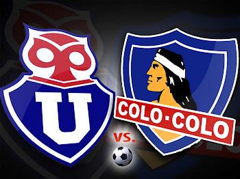 U De Chile // Colo Colo