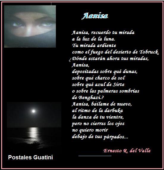 POSTALES DE GUATINI