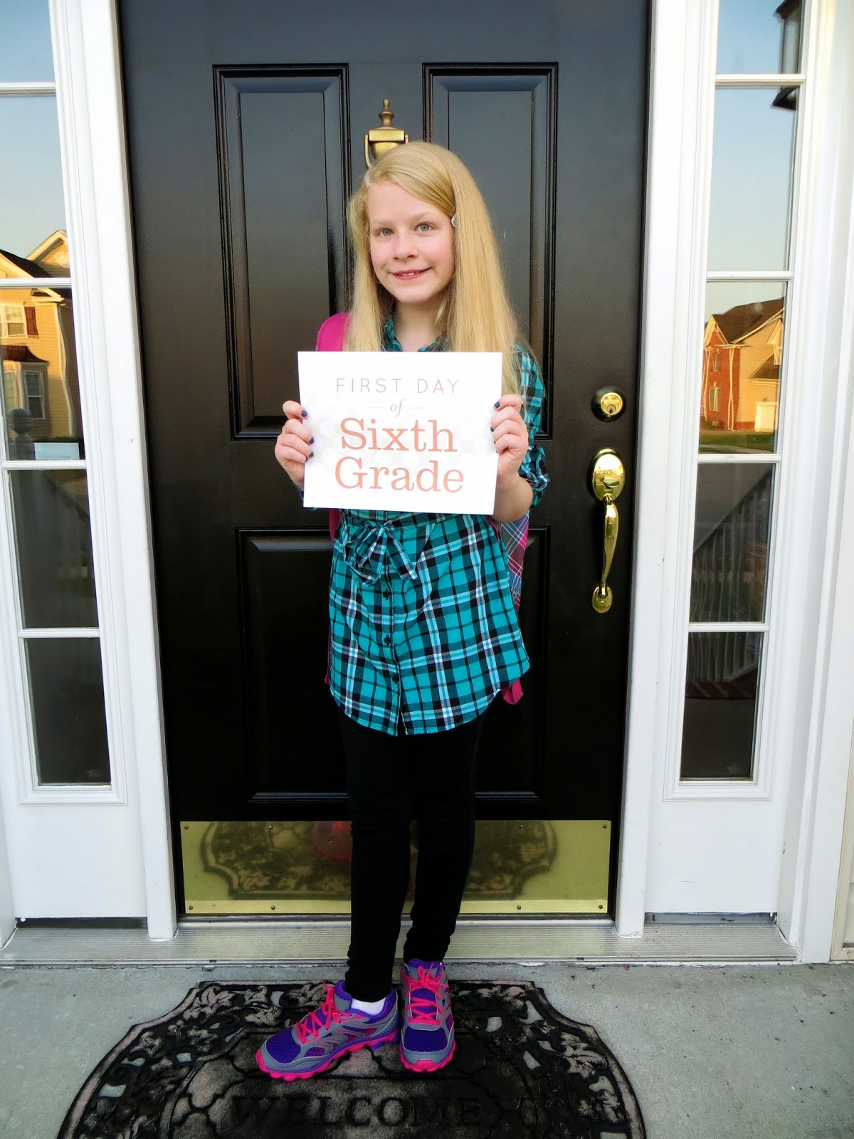 6th grade girl