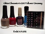 Glitter obsession giveaway