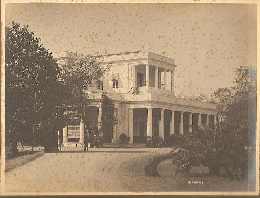 Residency (Sayaji Bhawan or White House)