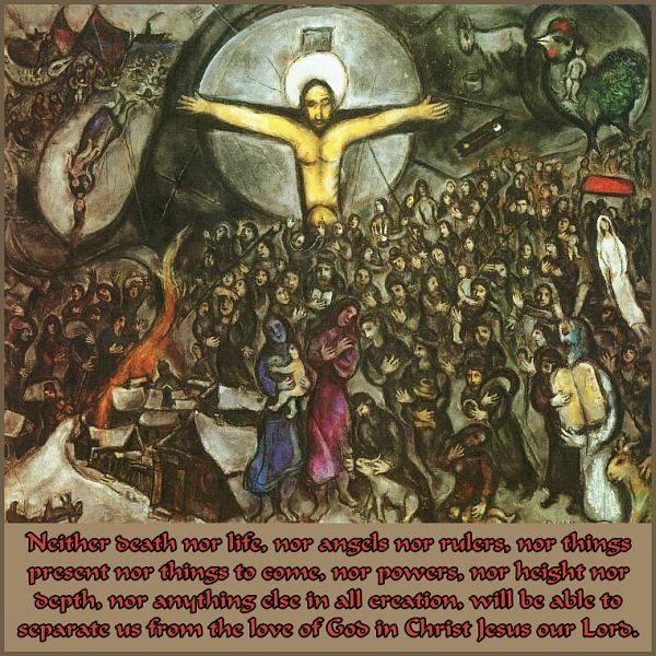 Chagall: Exodus
