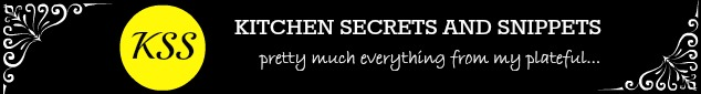 Kitchen Secrets and Snippets