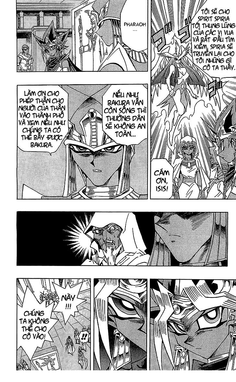 YuGi Oh – Vua Trò Chơi chap 295 Trang 4
