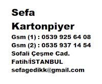 kartonpiyer firması
