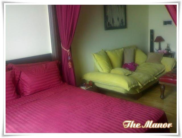 The Manor Officetel cho thuê