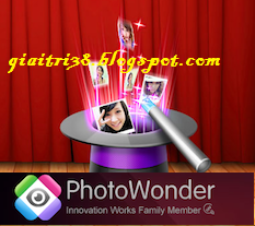 tải photowonder miễn phí
