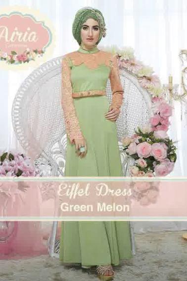 Model Gambar Baju Muslim untuk Pesta Modern