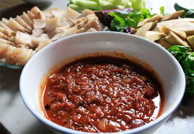 Món ăn ngon: Cách luộc thịt lợn ngon