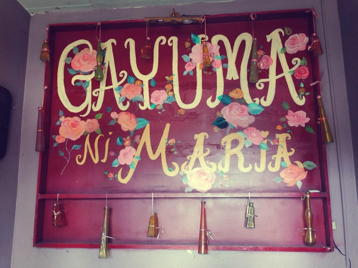 Gayuma ni Maria