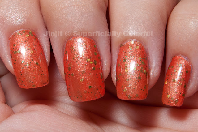 The Nail Junkie - Pumpkin