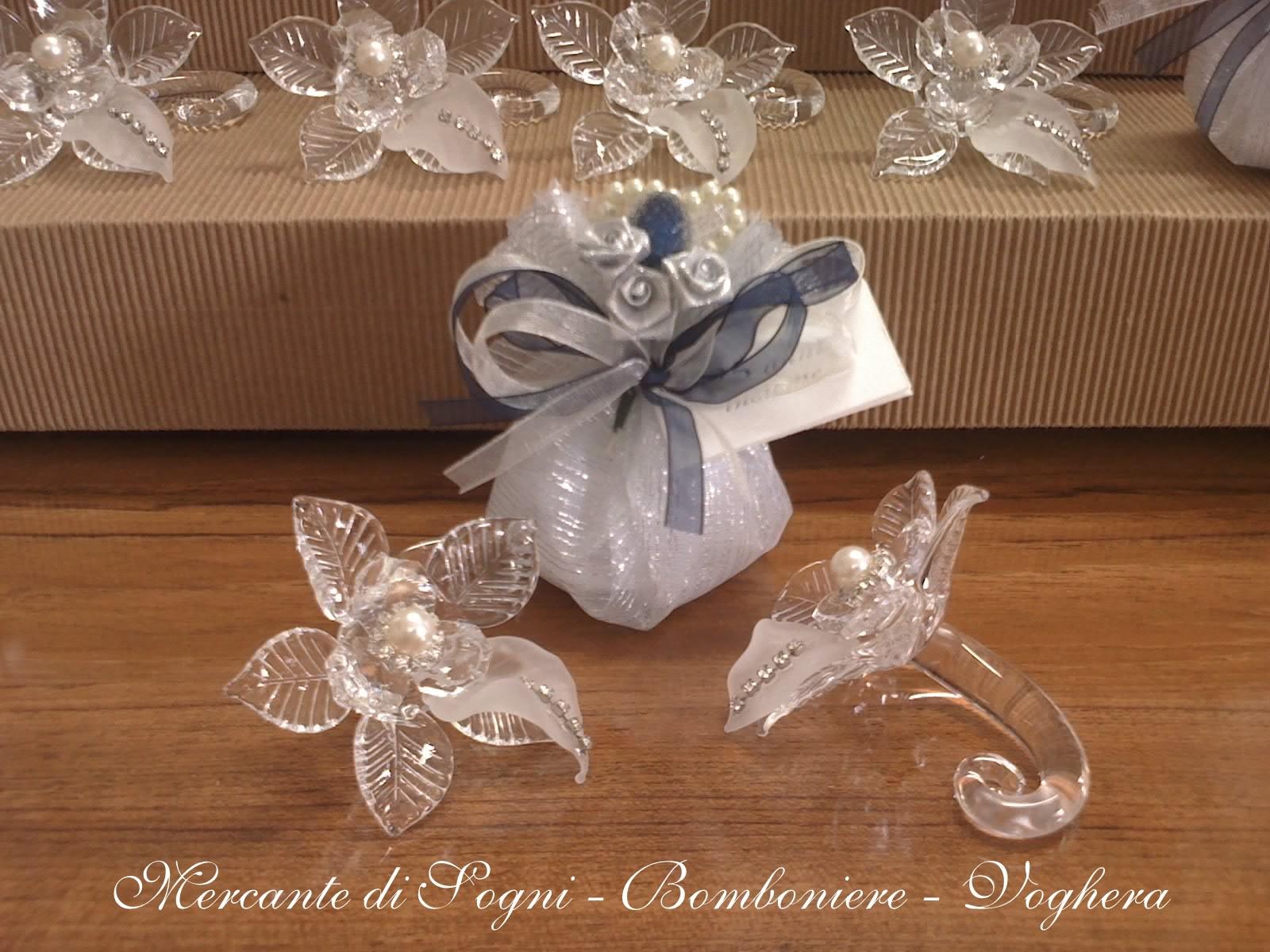 Mercante di sogni voghera bomboniere e stampati dal - Idee bomboniere testimoni di nozze ...