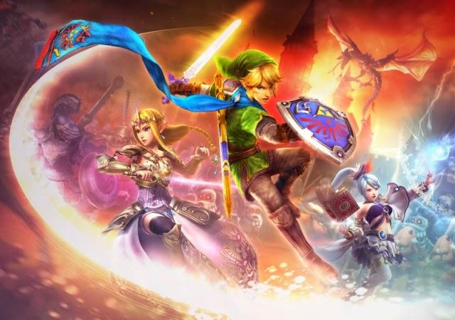 Video Gameplay del Juego Hyrule Warriors para Nintendo Wii U