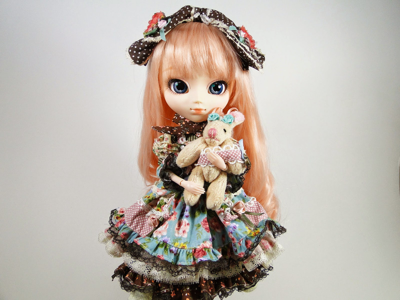 the doll garden pullip alice du jardin pink version