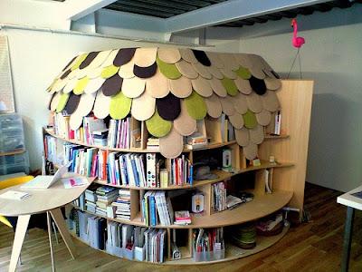 librero dormitorio