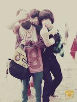 Yeison, Daniel & Luis