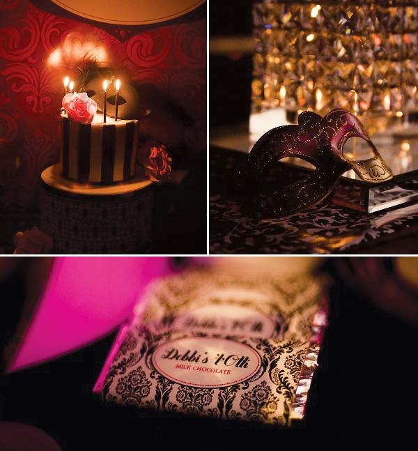 Masquerade Birthday Party Theme Ideas