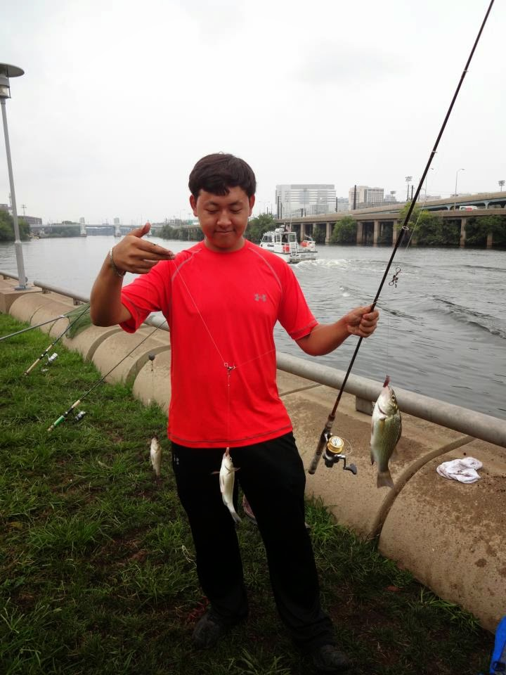 Extreme philly fishing fishing styles mastering the for White perch fishing rigs