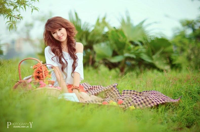 Album ảnh đẹp girl xinh Việt Nam - Ảnh 04