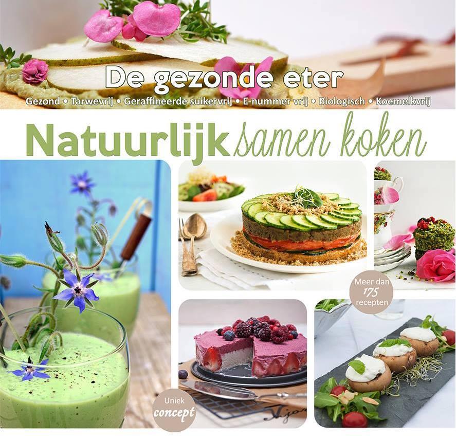 Informatie over het kookboek Natuurlijk samen koken'