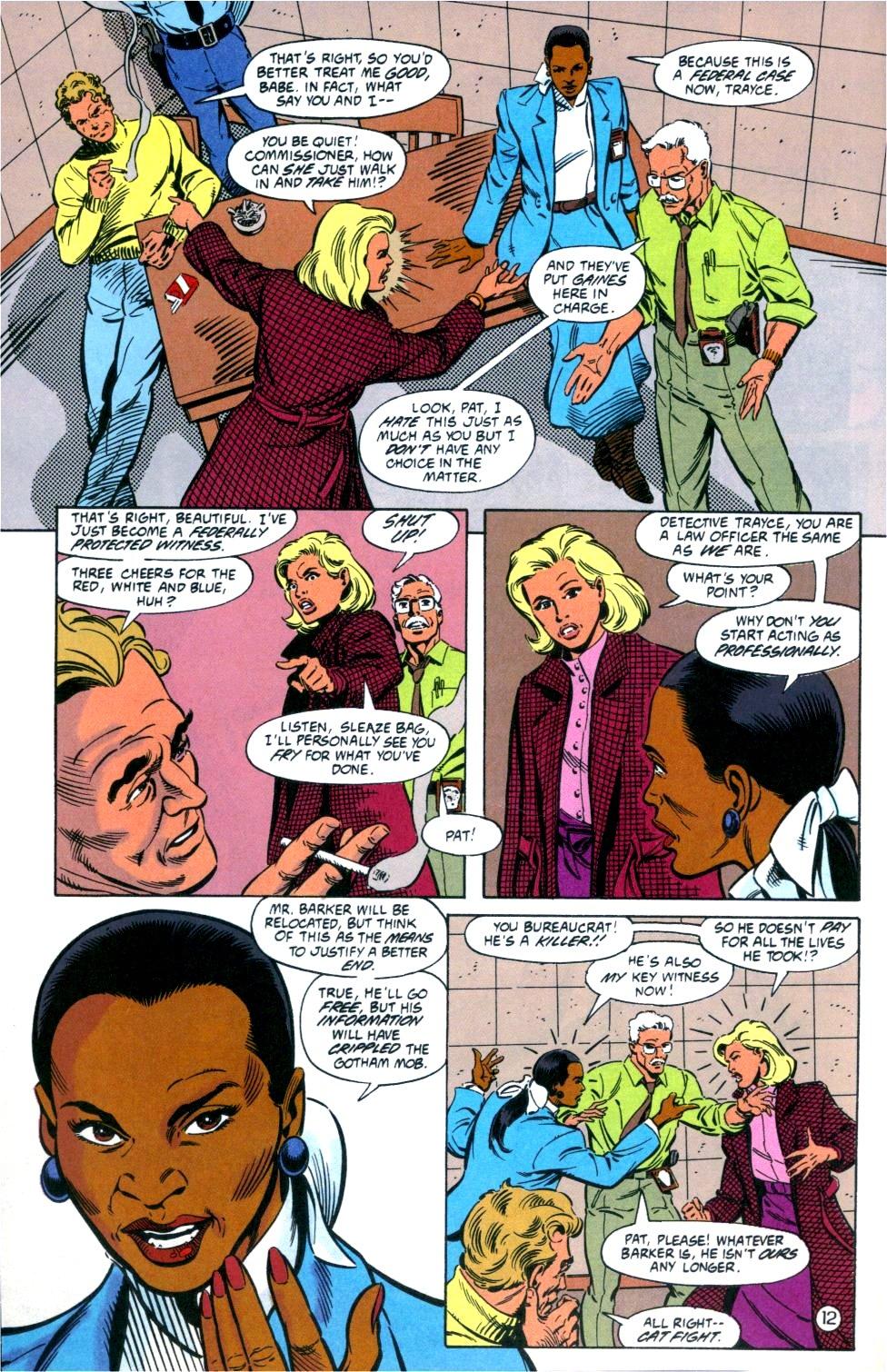 Deathstroke (1991) Issue #6 #11 - English 13