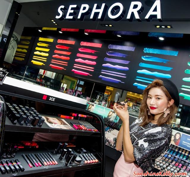 3CE, 3 Concept Eyes, Korea's urban cosmetics, Sephora Malaysia, sephora, sephora makeup, stylenanda, Park Sora, Sephora Nu Sentral, Korean Makeup Artist, Stella Shim, Korean Cosmetics, 3CE Lip Color, 3CE Lip Marker, 3CE Lip Crayon, 3CE Creamy Cheek Stick