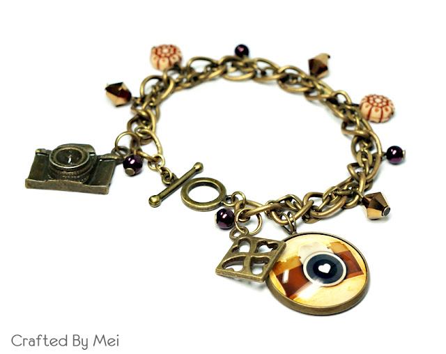 camera photo bracelet