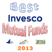 Best Invesco Mutual Funds 2013