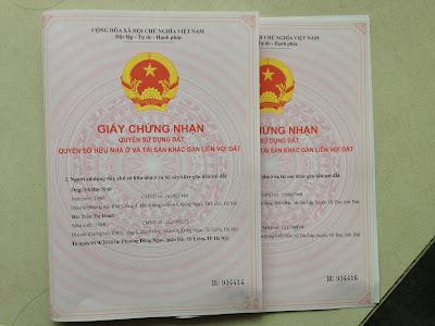 Sổ Hồng Tách Riêng Từng Căn Hộ Chung Cư Mini của Hanoiland